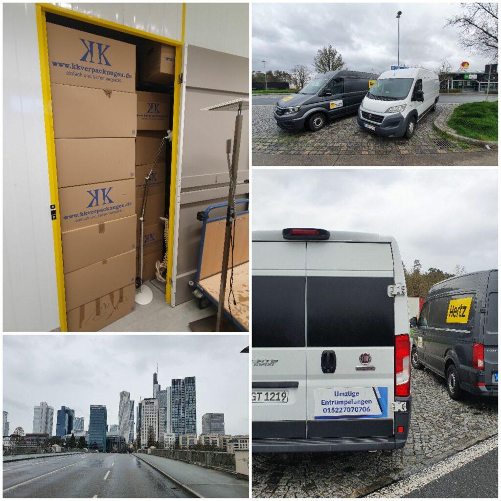 Entrümpelung, Umzug und Transporthilfe Freising und Starnberg in München