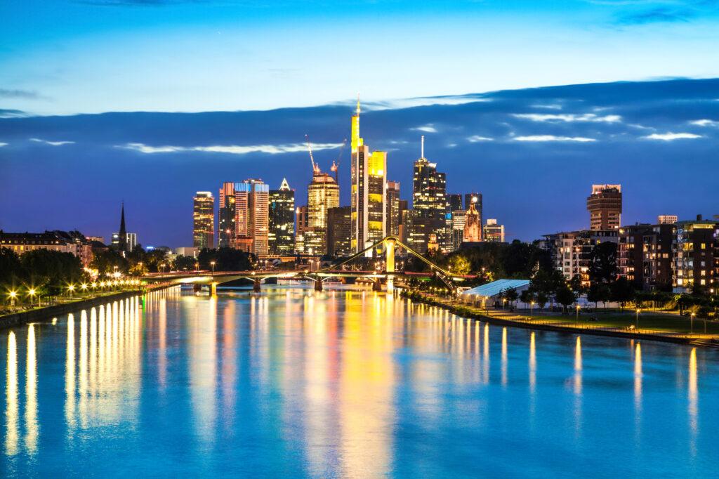 Umzug München Frankfurt