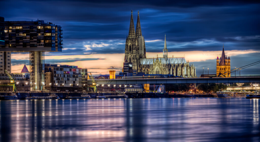 Umzug München Köln