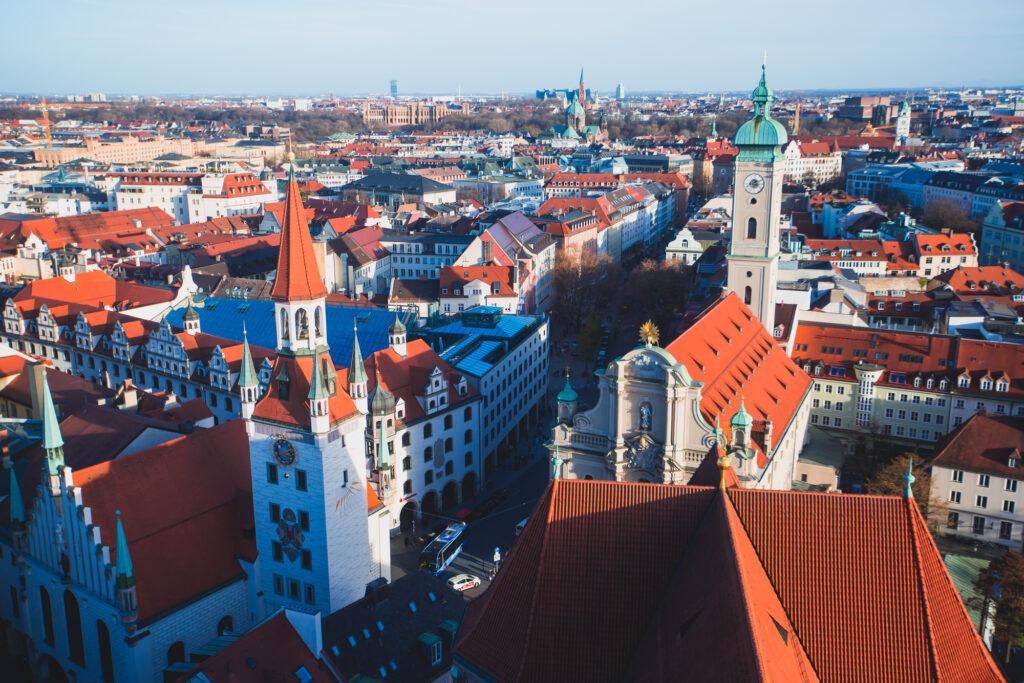 Umzug München Stuttgart